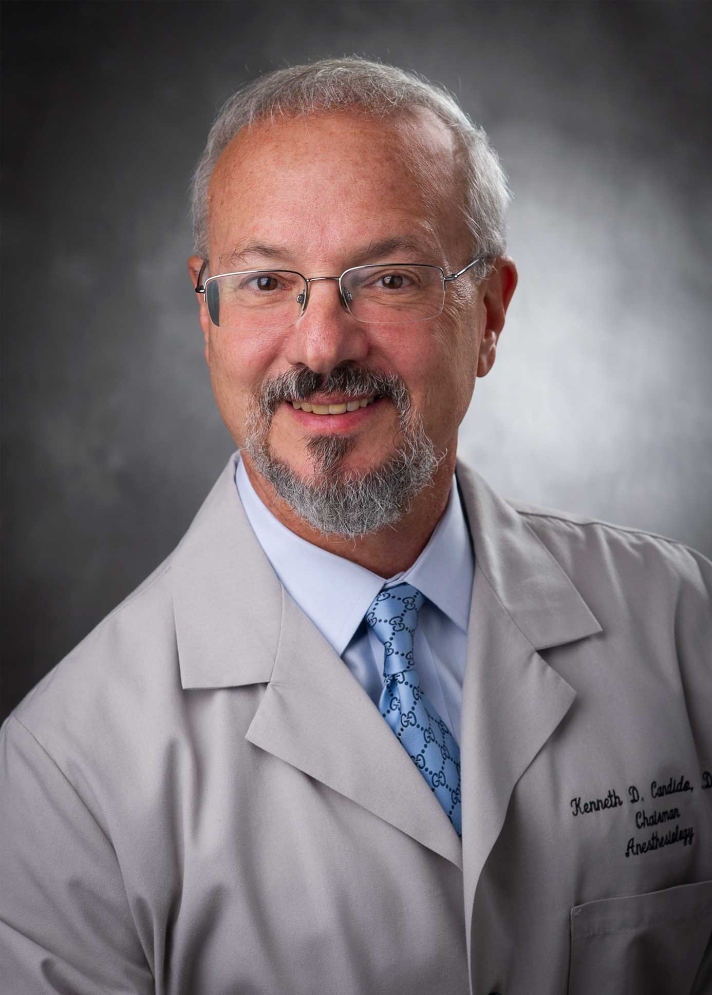 Kenneth Candido, M.D.