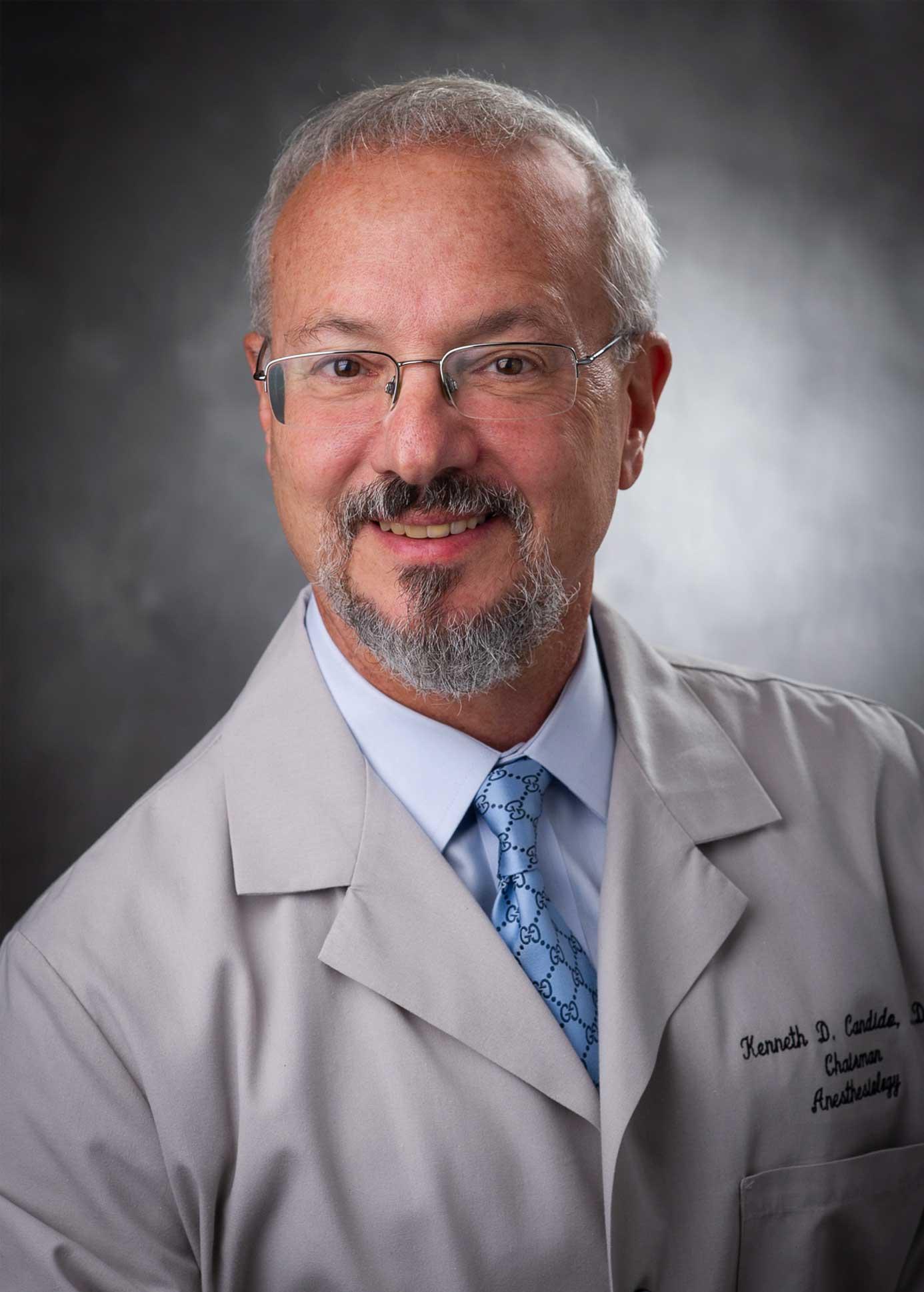 Kenneth Candido, M.D.