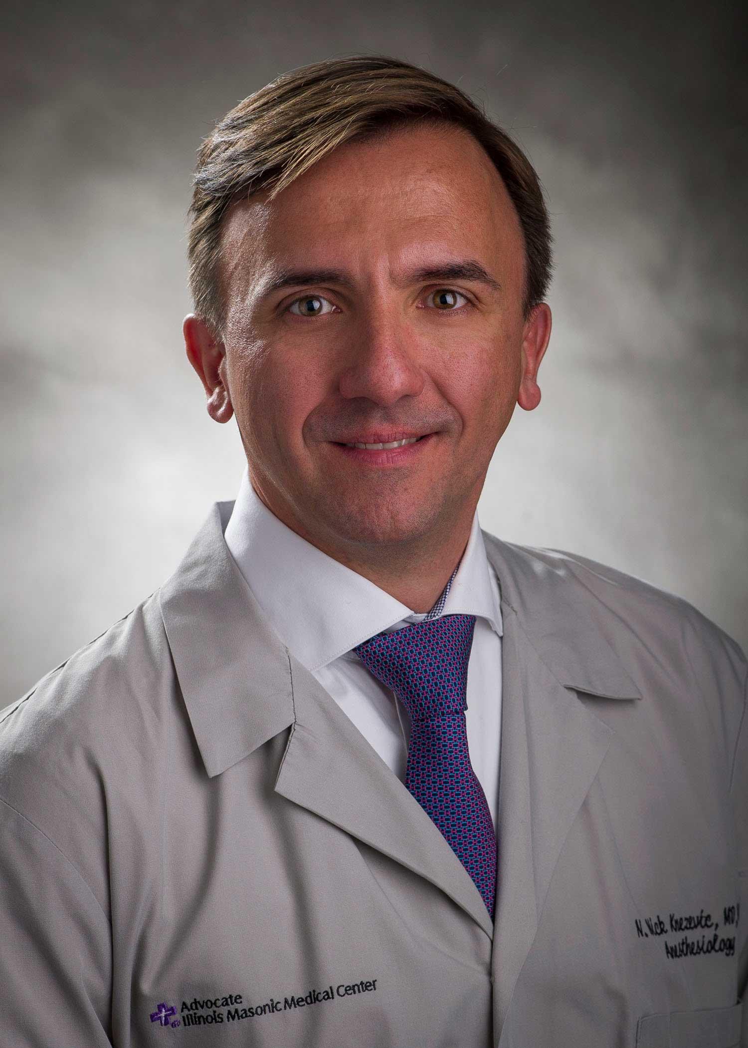 Nick Knezevic, M.D., PhD